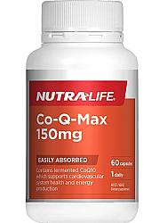 Nutra-Life CoQ Max