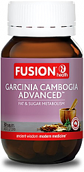 Fusion Health Garcinia Cambogia Advanced