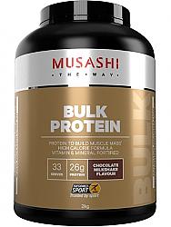 Musashi Bulk Protein Mass Gainer