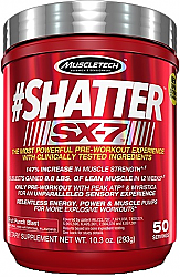 Shatter Pre-Workout