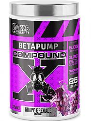 Compound X Pre-Workout