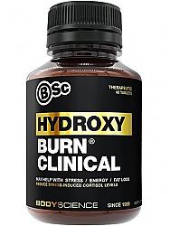 BSc HydroxyBurn Tablets