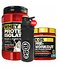 Body Science BSc WPI Pre-Workout Stack