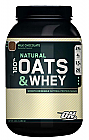 Optimum Nutrition Natural 100% Oats & Whey