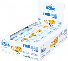 Buff Bake Fuel Bar + MCT