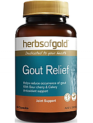 Herbs of Gold Gout Relief