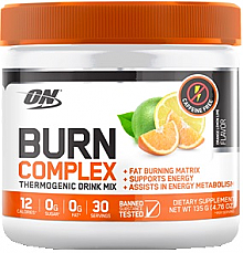 Optimum Nutrition Burn Complex Caffeine Free