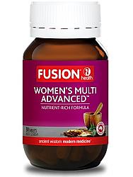 Fusion Health Womens Multi Advanced