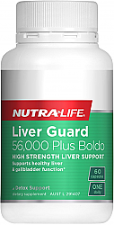 Nutra-Life Liver Guard 56,000 Plus Boldo