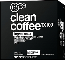BSc Clean Coffee