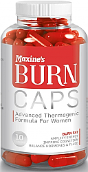 Maxines Burn Caps