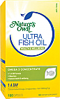 Nature's Own Ultra Fish Oil