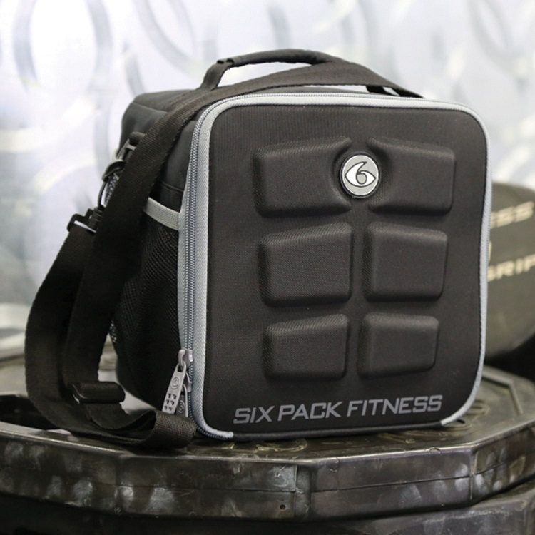 6 Pack the CUBE weight resting on weight plate