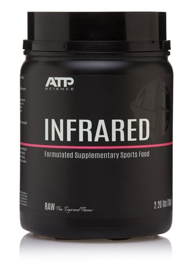a black tub of infrared product