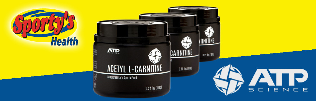 ATP Science Acetyl L-Carnitine Banner