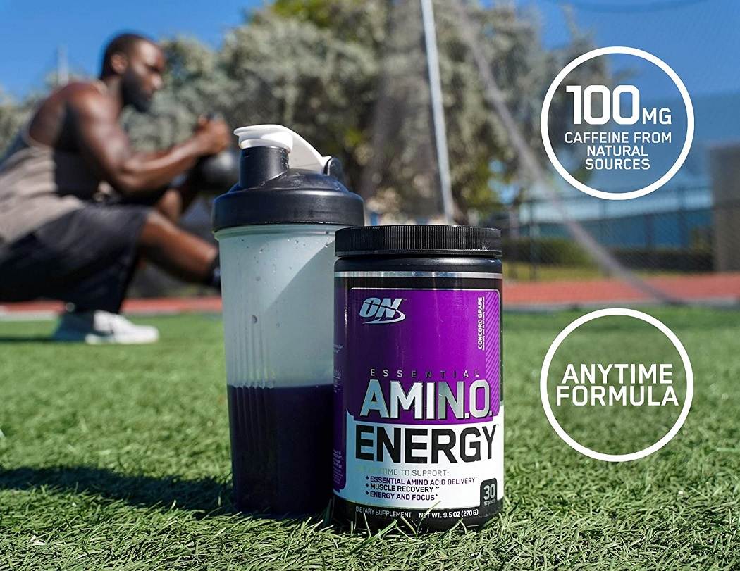 Optimum Nutrition Amino Energy Image