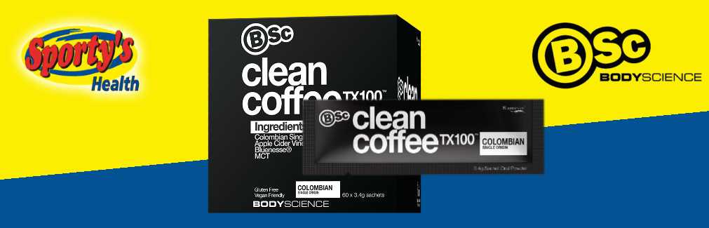 TX100 Coffee Banner