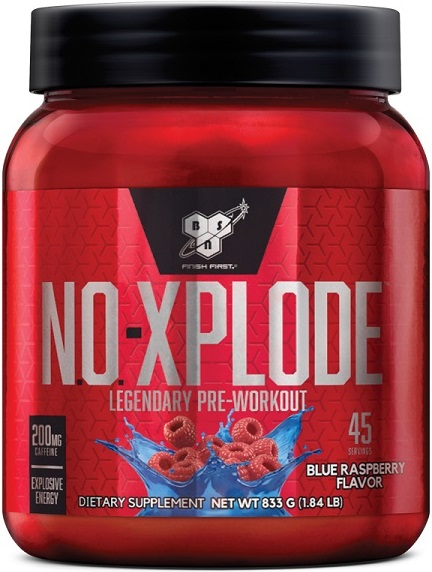 BSN NO Xplode product
