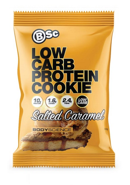 BSc Low Carb Protein Cookie Caramel Flavour