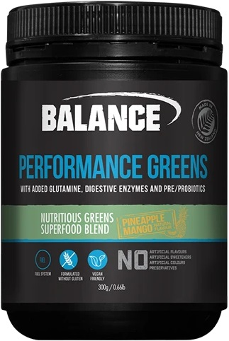Balance Greens Powder