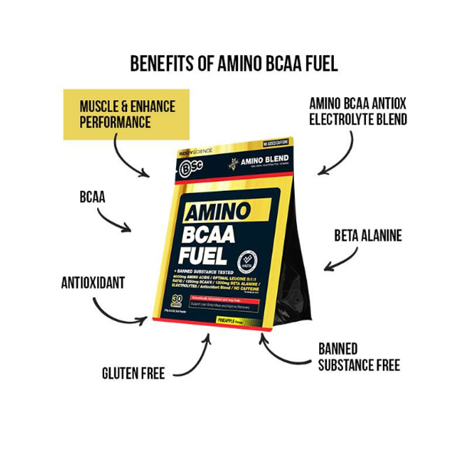benefits of amino bcaa fuel