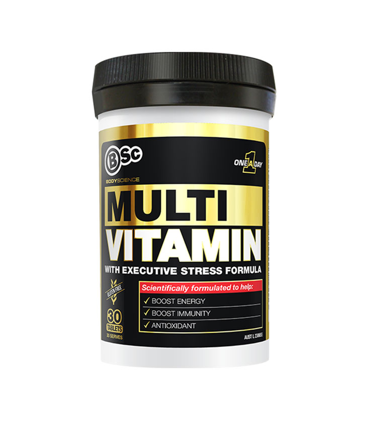 bodyscience multi vitamin