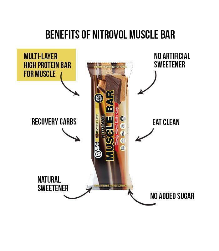 body science nitrovol bar