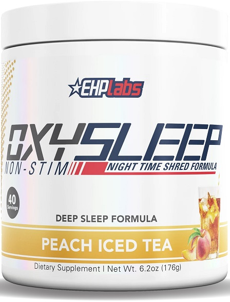 Oxysleep Peach Tea Powder