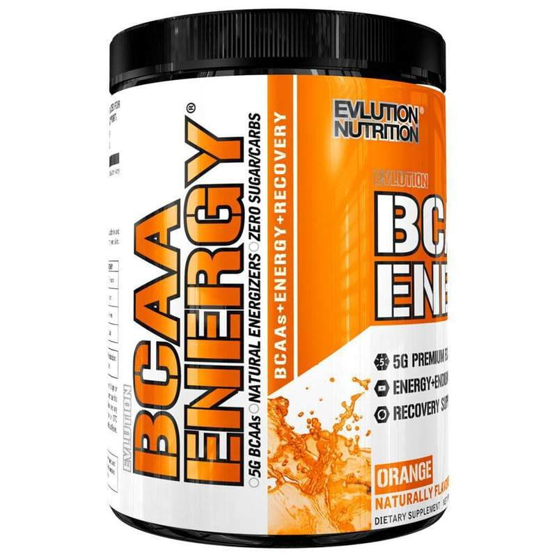 bcaa energy orange