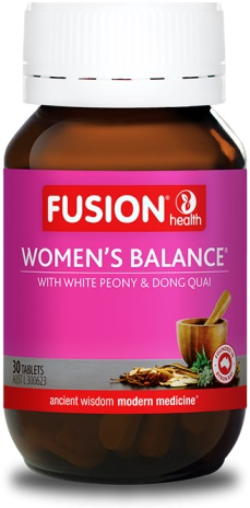 womens balance tablets from fusion health