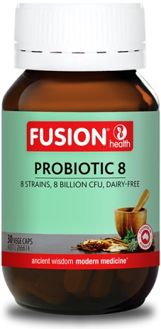 Probiotic 8 bottle