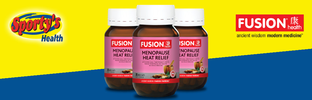 Fusion Heat Relief Product
