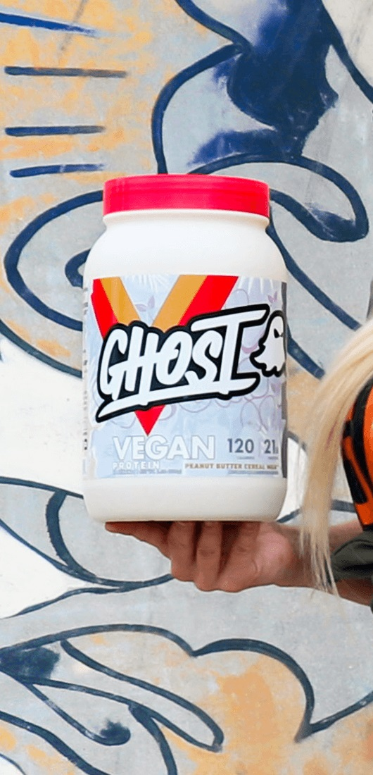ghost nutrition lifestlye image