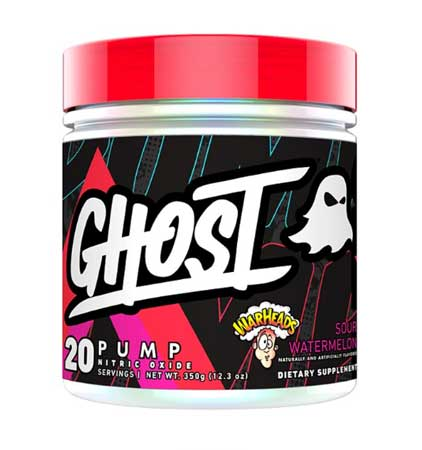 Ghost Lifestyle pump product