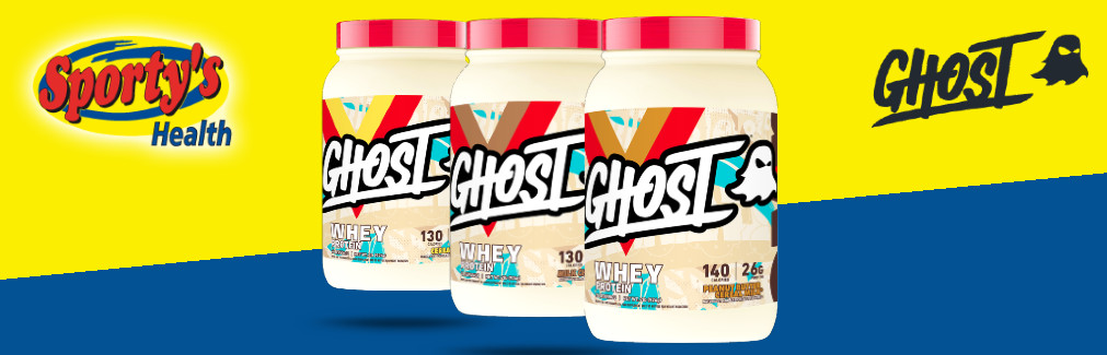 Ghost Whey Protein Image