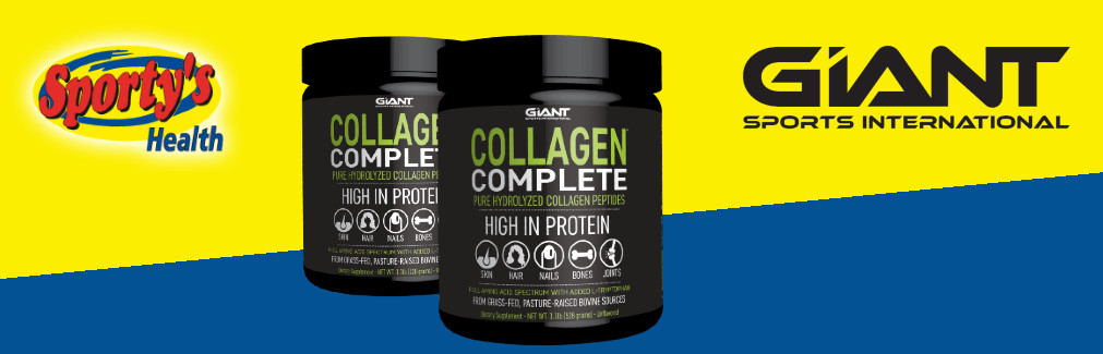 Giant Collagen Complete Banner