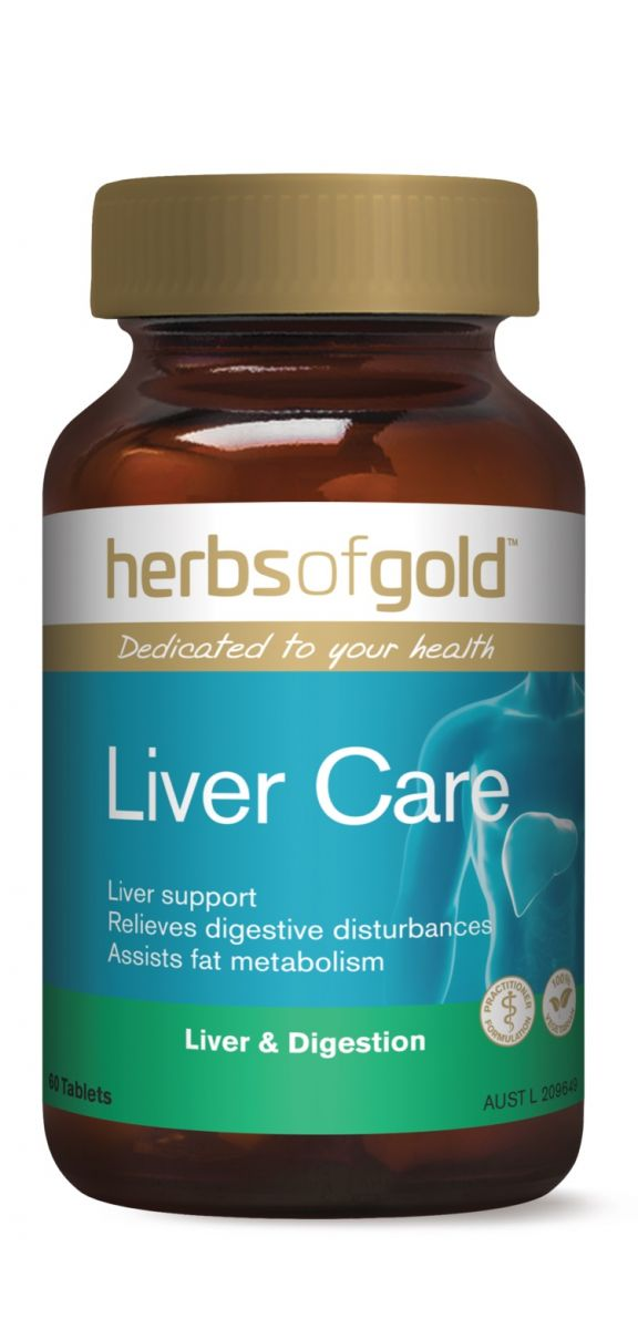 Liver Care front label