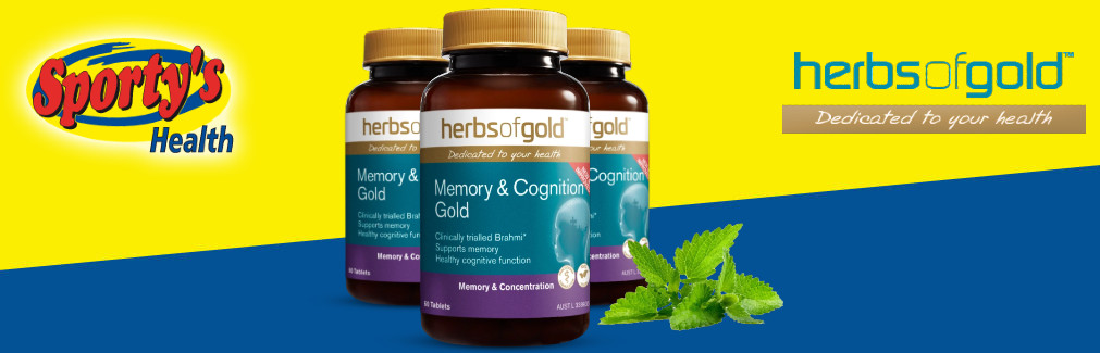Herbs of Gold Memory Product