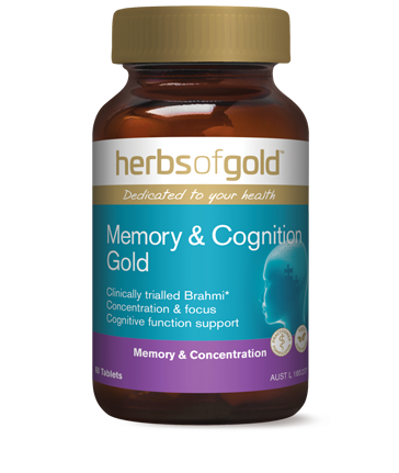 herbs of gold memory and cognition