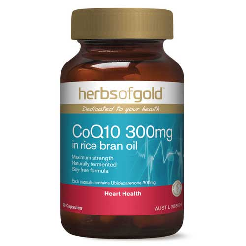 herbs of gold coq10 300mg