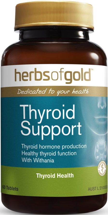 Thyroid Support Product