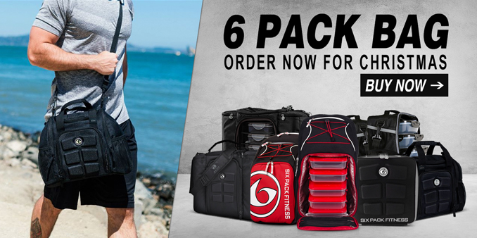 6 Pack Bag Deal