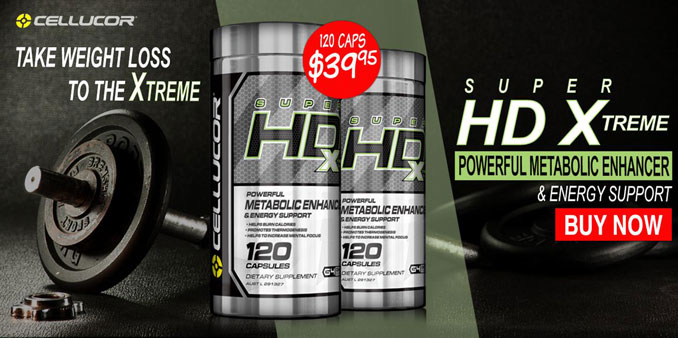 Cellucor Super HD Xtreme Capsules on sale now