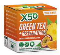 Green Tea X50 Box