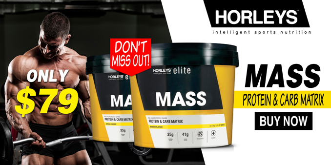 Horleys MASS 2.5kg Lowest Prices