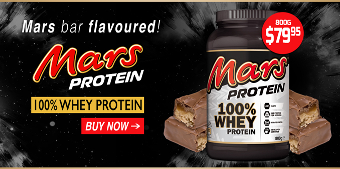 Mars 100% Whey Protein Lowest Price