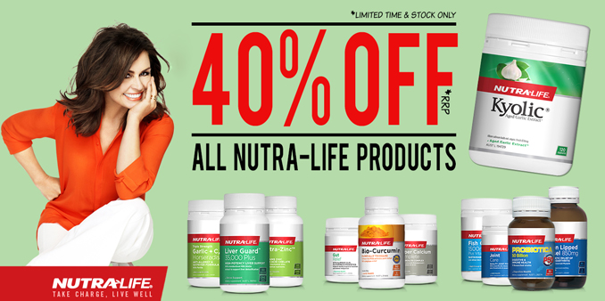 Nutra-Life Vitamins Lowest Prices
