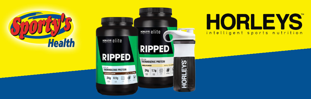 Horleys Ripped Protein Banner