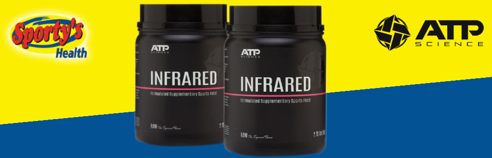 Infrared Powder Banner