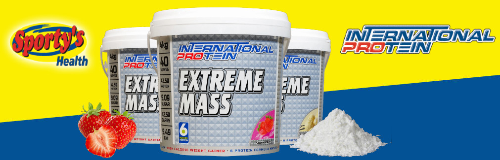 Extreme Mass Protein Powder